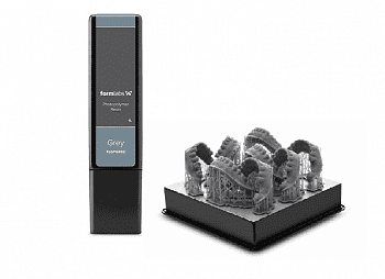 Картридж Formlabs Grey Resin серый 1л